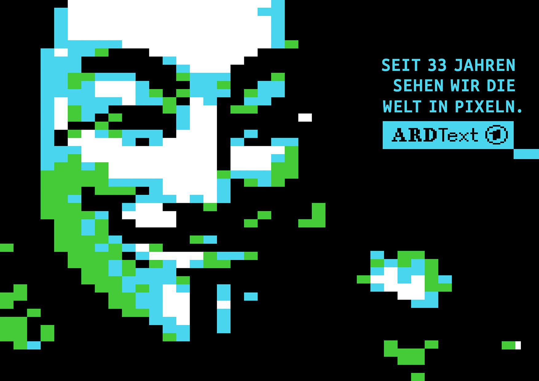 ARD 33 Jahre Teletext